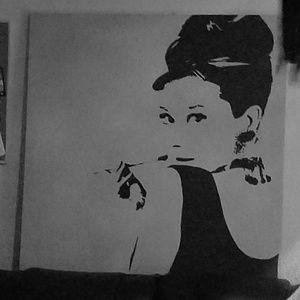 Aubrey hepburn vinyl
